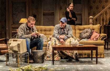 Buried Child Ed Harris Amy Madigan