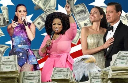 celebrity endorsements