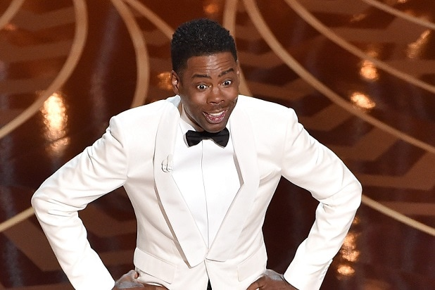 Oscars Review: Chris Rock Fights the Power