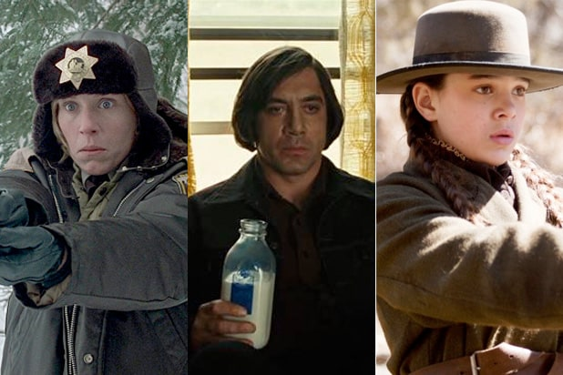 Coen Brothers Fargo No Country for Old Men True Grit