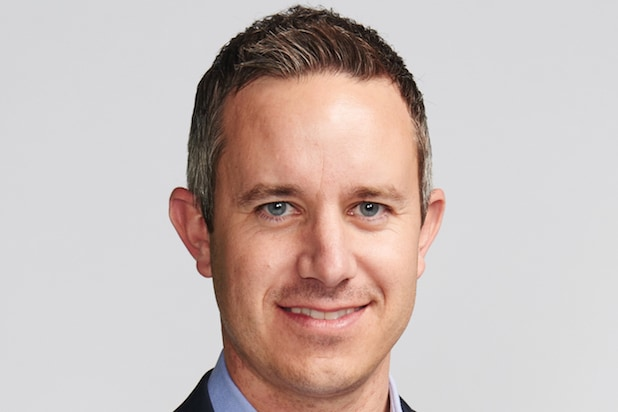a headshot of Eric Jacks, Collab's strategy chief