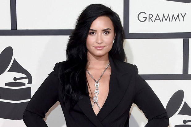 9993c4d132d Demi Lovato  Awake  After Being Hospitalized for Apparent Overdose