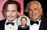 Johnny Depp Brett Ratner Dominique Strauss-Kahn