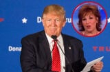 Donald Trump Joy Behar