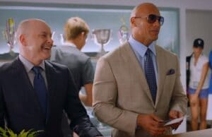dwayne johnson ballers season 2