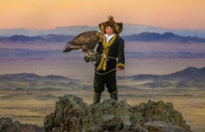 eagle huntress daisy ridley