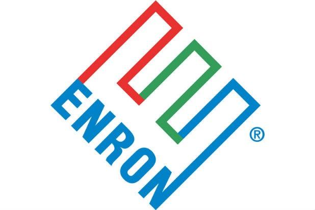 enron logo people v oj simpson american crime story