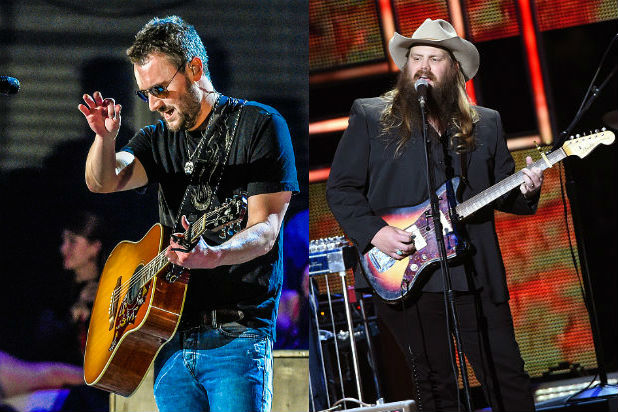 eric church chris stapleton academy of country music awards
