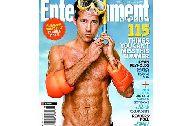 Ryan Reynolds EW