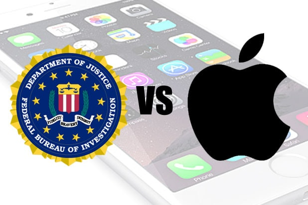 FBI vs Apple San Bernardino