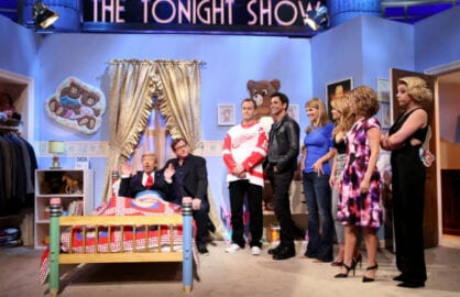 fuller house donald trump tonight show