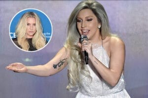 Kesha Lady Gaga