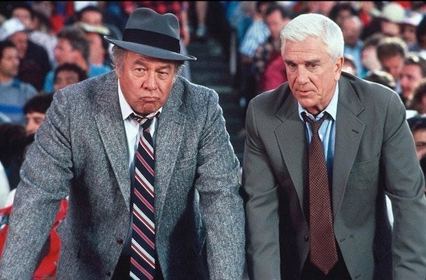 george kennedy naked gun