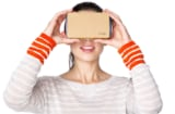 Google's Cardboard virtual reality headset
