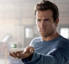 Green Lantern Ryan Renolds