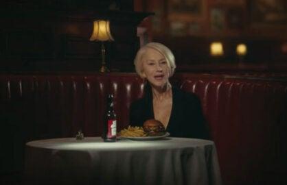 Helen Mirren Super Bowl ad