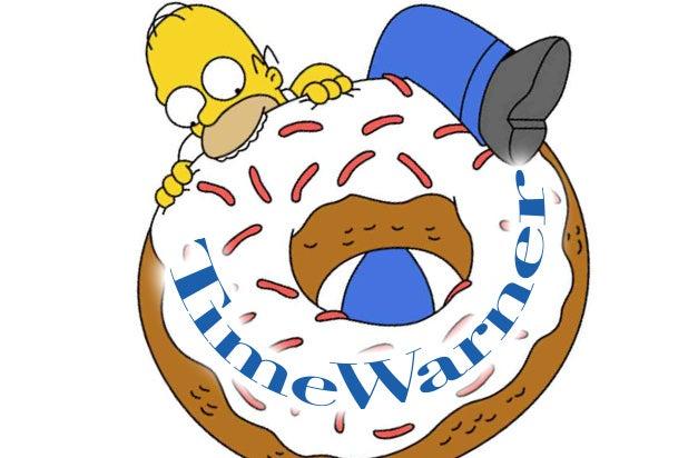 Fox downsizing The Simpsons