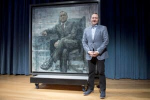 House of Cards Smithsonian Portrait