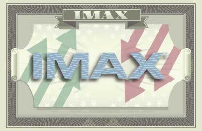imax earnings