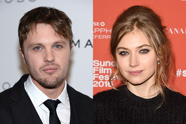 "Imogen Poots, Michael Pitt in ""The Sleeping Shepherd"""