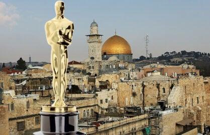 Jerusalem Israel Oscar gift bag