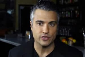 Jaime Camil Drinking With The Stars