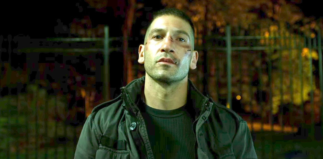 marvel cinematic universe jon bernthal punisher daredevil netflix