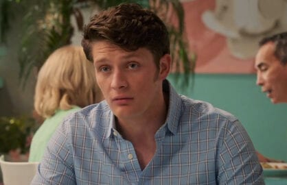 Jane the Virgin Brett Dier