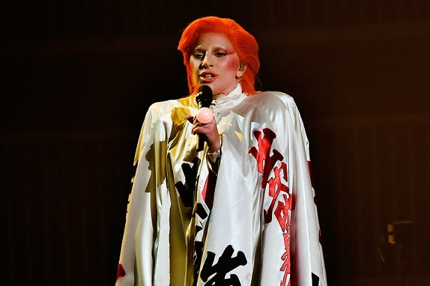 Nile Rodgers defends Lady Gaga's Bowie tribute performance at the Grammys