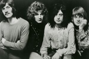 led zeppelin robert plant jimmy page john paul jones john bonham