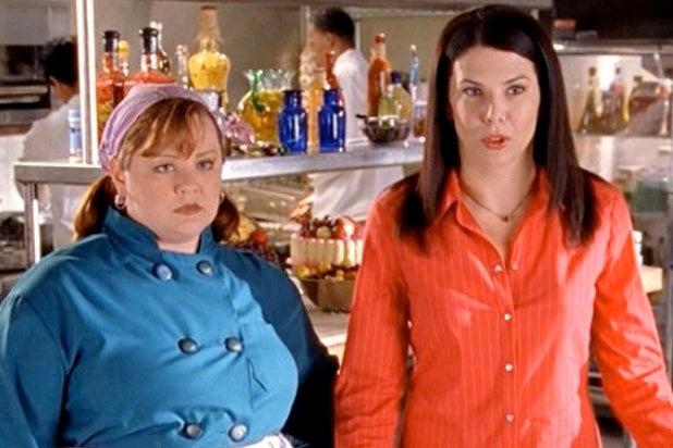 Melissa McCarthy Gilmore Girls
