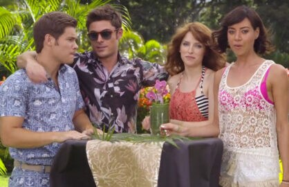Zac Efron Adam Devine Mike and Dave Need Wedding Dates
