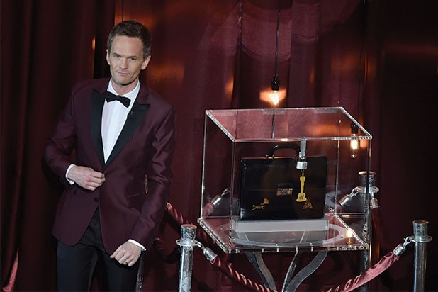 Neil Patrick Harris oscar host