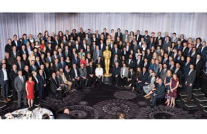 Oscar Academy luncheon photo