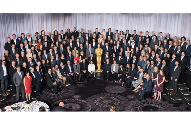 Oscar Academy luncheon photo