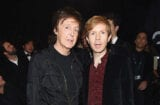 Paul McCartney, Beck at the 57th Grammys