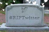 Twitter RIPTwitter
