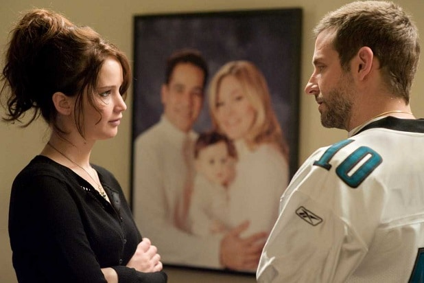 romantic comedy silver linings playbook