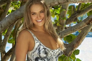 Ronda Rousey Sports Illustrated swimsuit issue