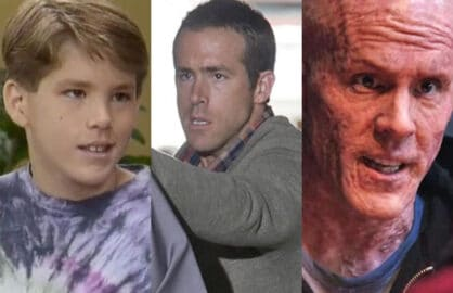 ryan reynolds evolution deadpool