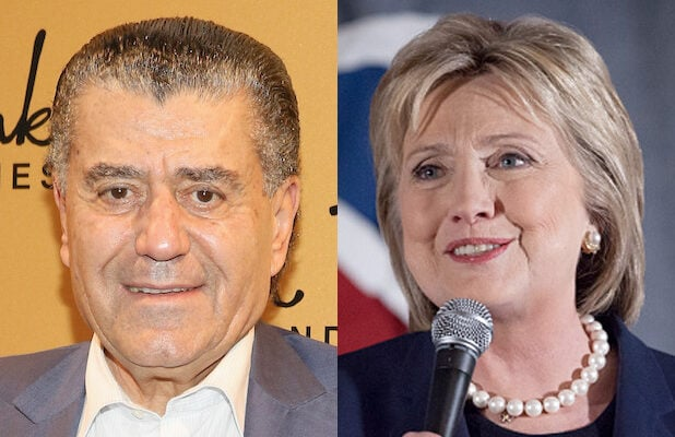 Haim Saban Hillary Clinton