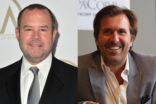 Marc Shmuger to Replace Christophe Lambert as Europacorp CEO