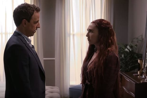 Seth-meyers-melisandre-late-night-game-of-thrones
