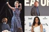 Spirit Awards Brie Larson Sean Penn Mya Taylor