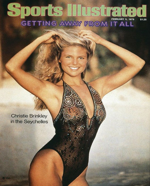b0adba931f  Sports Illustrated  Swimsuit Issue  13 Most Iconic Covers Ever (Photos)