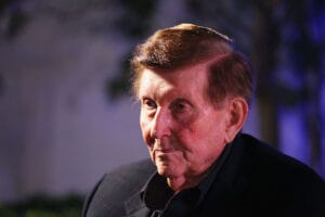 Sumner Redstone in 2012