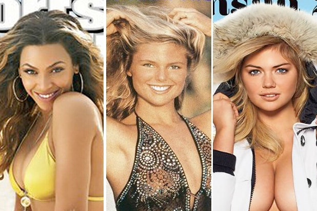 cb9bda5c6 Sports Illustrated  Swimsuit Issue  13 Most Iconic Covers Ever (Photos)