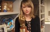 taylor swift nme award