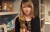 taylor swift nme award