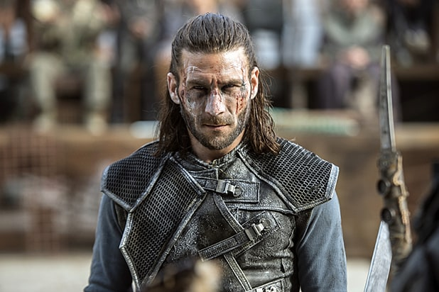 Zach McGowan on The 100